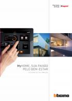 39b4523d3f MyHOME oferece soluções de automação para as funções eléctricas e  integração de sistemas de áudio