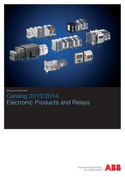 ABB cm-MSS termistore MOTORE protection 1svr430810r9300